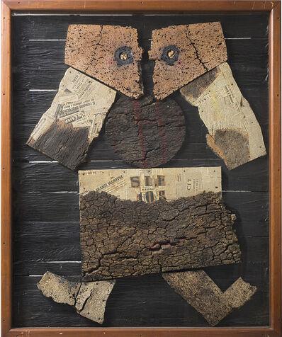 Roberto Crippa, 'Senza titolo', anni '50