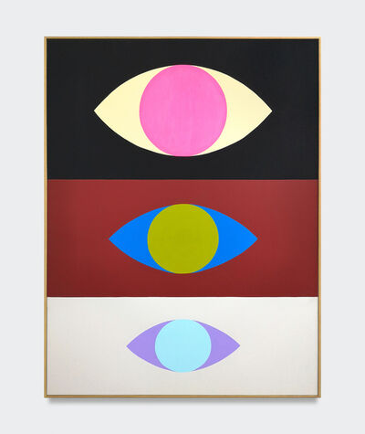 Richard Colman, 'Eyes #1', 2014