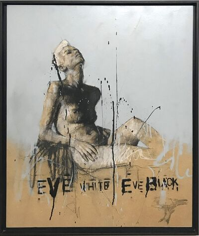 Guy Denning, 'Eve white, Eve black', 2017
