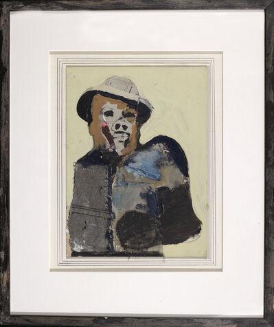 Benny Andrews, 'Jack J (Jack Johnson)', 1970