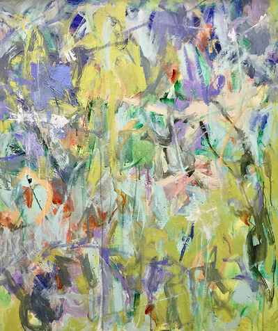 Ryoko Endo, 'Iris Maze', 2019