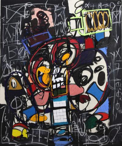 Taher Jaoui, 'Taher Jaoui, Self Skull', 2018