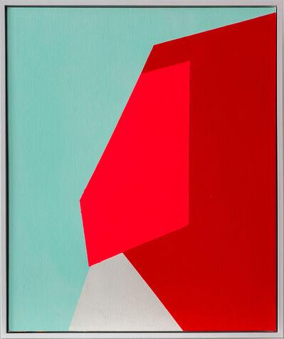 Nicole Yates, 'Neon Facets 1.2'