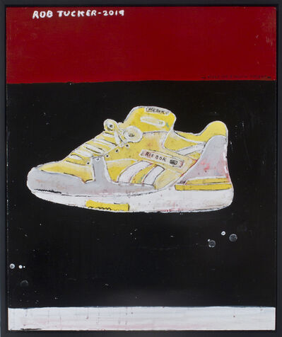 Rob Tucker, 'Untitled (reebok)', 2019