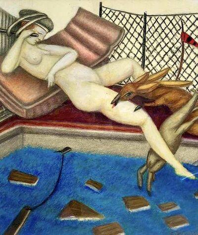 Carmen Aldunate, 'The Hot of the Jacuzzi', 2018