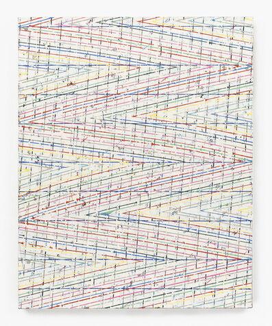 Andrea Joki, 'zigzag', 2018