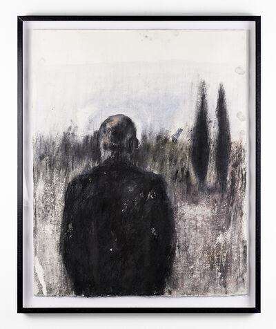 Johann Louw, 'Oppad na Silwerkruine', 2018