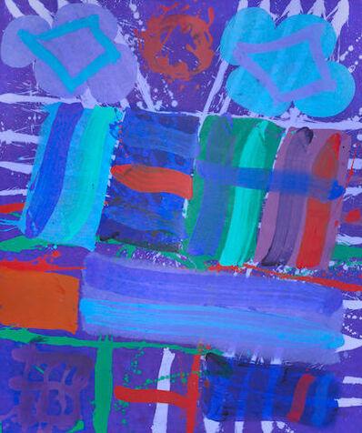 Albert Irvin RA, 'Ondine', 2010