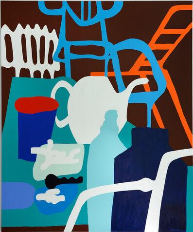Todd James, 'Furniture ', 2016