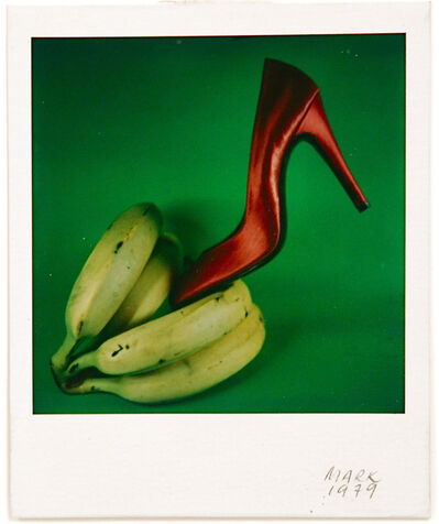 Mark Golderman, 'Untitled (Red Shoe & Bananas)', 1976