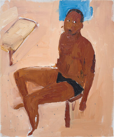 Henry Taylor, 'Untitled (Self Portrait)', 2009