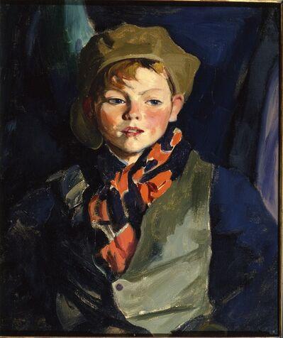 Robert Henri, 'Jimmie O'D', ca. 1925
