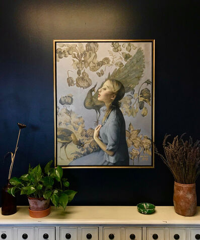 """Zhao Kailin, '""""Peacock""""', 2018"""