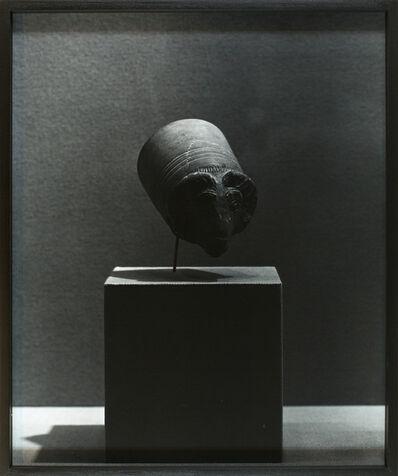 Anja Ronacher, 'Drinking vessel in the shape of a rams head', 2013