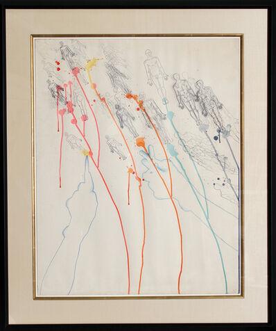 Kiki Kogelnik, 'For the Bergers', 1966