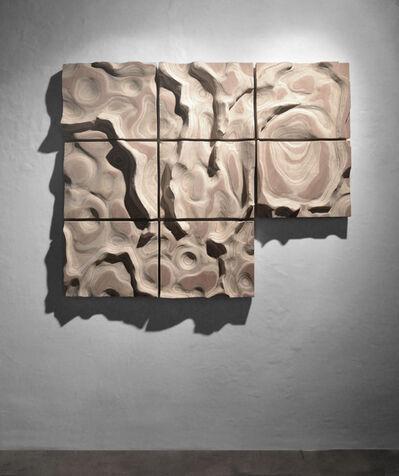 Carlos Nicanor, 'Cartografía de la Isla de las Tortugas', 2017