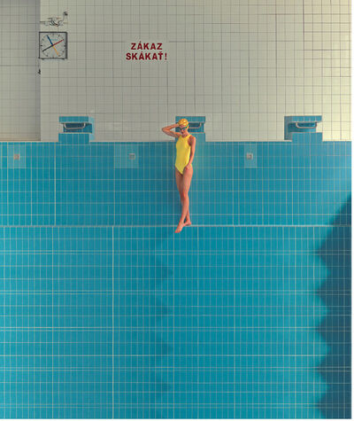 Maria Svarbova, 'No Diving, Horizon ', 2020