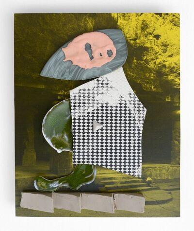 Marjolijn De Wit, 'Field Monument #2', 2017