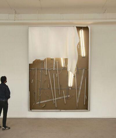 Khaled Barakeh, 'Voodoo - Untitled anonymous monument', 2011