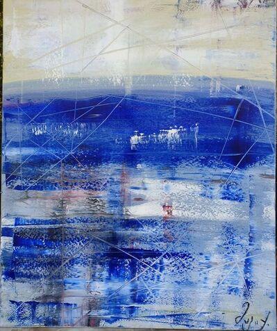 Maka Kvartskhava, 'Blue Illusion', 2019
