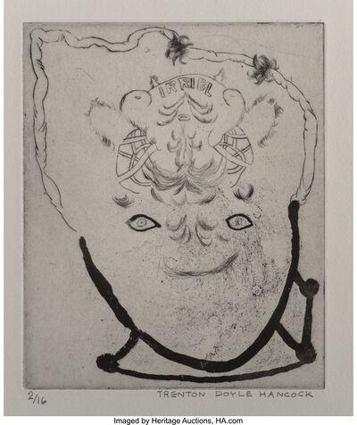 Trenton Doyle Hancock, 'Irribl, Happy Shtick, and Mommogram (three works)', 1998-99