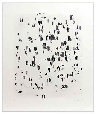 Glenn Ligon, 'Draft', 2010