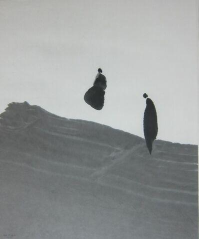 Gao Xingjian 高行健, 'Le vol de pensee 玄思', 2010