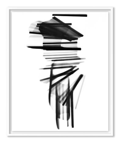 William Klein, 'Horizontal sticks', 1952
