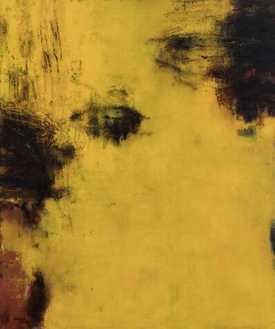 Carol Bernier, 'Nénuphar noir 1', 2018