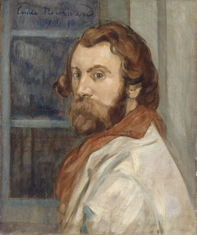 Émile Bernard, 'Self Portrait', 1901