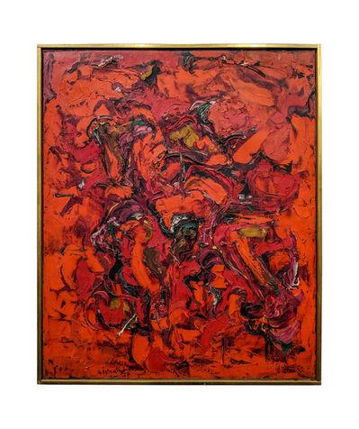 Alexandre Istrati, 'Red', 1957