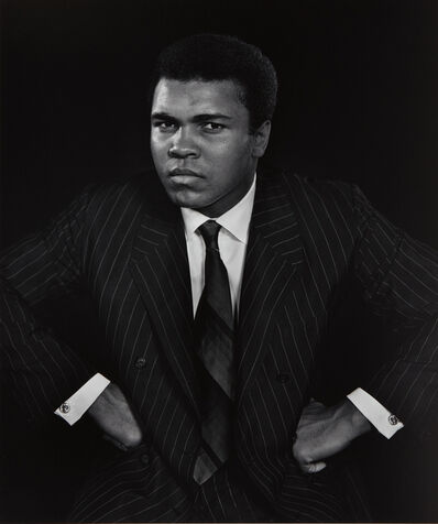 Yousuf Karsh, 'Muhammad Ali', 1970-printed later
