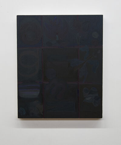 Alex Chaves, 'Black Painting', 2019
