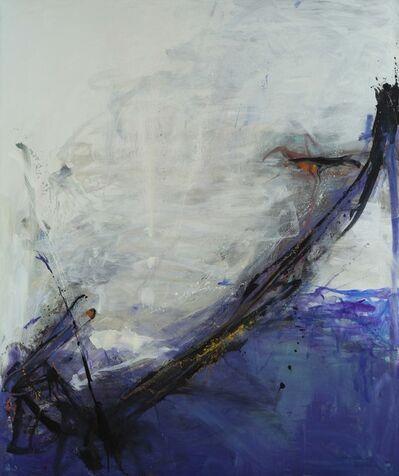 Tom Lieber, 'Lavender Dive', 2020