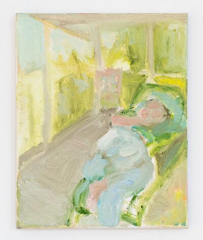 Frankie Gardiner, 'Napping', 2020
