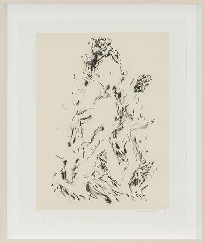 Elaine de Kooning, 'Untitled', c. 1982
