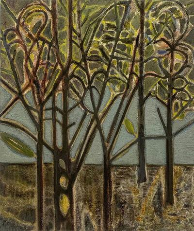 Sky Glabush, 'Into the trees', 2019