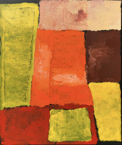 Kudditji Kngwarreye, 'My Country'
