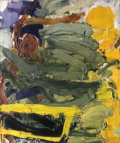Elena Balsiukaitė-Brazdžiūnienė, 'Boat', 1992