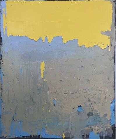 Feng Lianghong 冯良鸿, 'Yellow 18-9-23', 2018