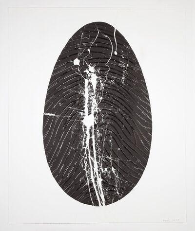 Marc Quinn, 'Labyrinth Monoprint', 2016
