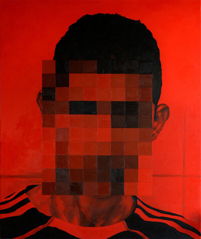 Éder Oliveira, 'Untitled – Pixel series', 2018