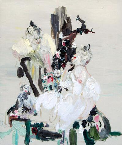 Allison Schulnik, 'Misfits (Porcelain)', 2007