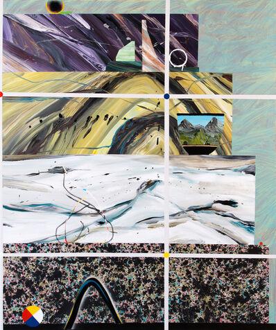 Paul Wackers, 'Slow Wave', 2016