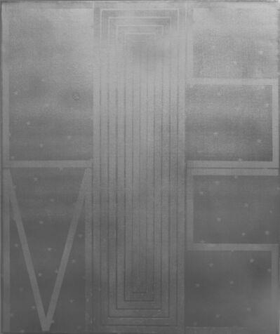 John Phillip Abbott, 'Silver Cosmos', 2015