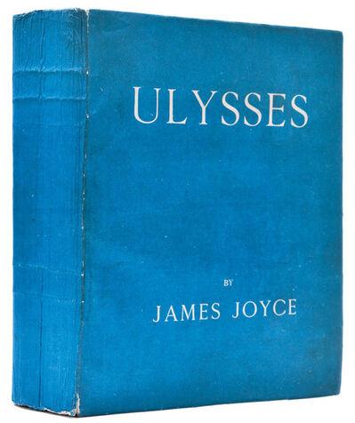 James Joyce, 'Ulysses', 1922