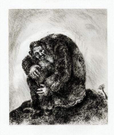 Marc Chagall, 'Élie sur le Mont Carmel (Elijah on Mount Carmel)', 1956
