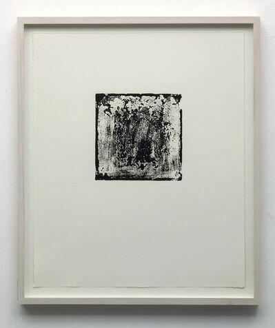 Frank Gerritz, 'U/T Block', 1991