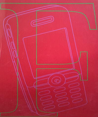 Michael Craig-Martin, 'F', 2007
