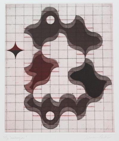 Francisco Castro Leñero, 'Nube, columnas y sombras ', 2016